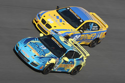 #96 Turner Motorsport BMW M3 Coupe: Bill Auberlen, Paul Dalla Lana e #13 Rum Bum Racing Porsche 997: