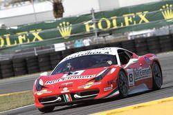 #8 Ferrari of Fort Lauderdale Ferrari 458