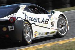 #91 Ferrari of Fort Lauderdale Ferrari 458: Guy LeClerc