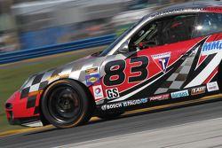 #83 BGB Motorsports Porsche Carrera: Rod Randall, Ken Wilden