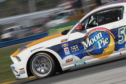 #59 MoonPie Racing Ford Mustang GT: Dean Martin, Roddey Sterling