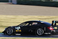 Robert Kubica prueba el Mercedes DTM