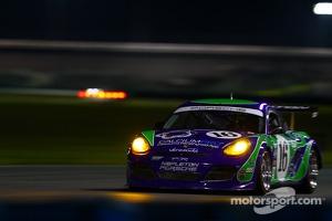 #16 Napleton Racing Porsche Cayman: Nelson Canache, Shane Lewis, David Donohue, Jim Norman