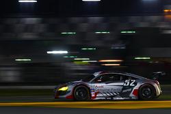#52 Audi Sport Customer Racing/APR Motorsport Audi R8 Grand-Am: Frank Stippler, Marc Basseng, Ian Ba