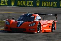 #3 8 Star Motorsports Corvette DP: Anthony Davidson, Pedro Lamy, Nicolas Minassian, Enzo Potolicchio