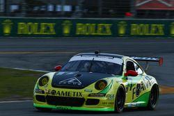 #17 Burtin Racing com Goldcrest Motorsports Porsche GT3: Jack Baldwin, Claudio Burtin, Martin Raggin