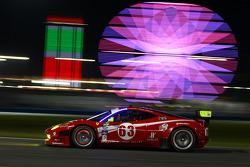 #63 Scuderia Corsa Ferrari 458: Alessandro Balzan, Marco Frezza, Alessandro Pier Guidi, Olivier Bere