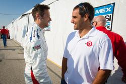 Andy Priaulx e Juan Pablo Montoya