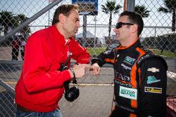 Amato Ferrari e Nicolas Minassian