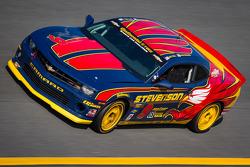 #9 Stevenson Motorsports Camaro GS.R: Matt Bell, John Edwards