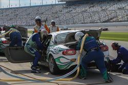 Mudança de piloto para #25 Freedom Autosport Mazda MX-5: Tom Long, Derek Whitis