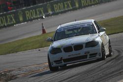 #62 Mitchum Motorsports BMW 128i: Christophe Contre, Izzy Sanchez Jr. Jr.