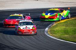#62 Snow Racing/Wright Motorsports Porsche GT3: Madison Snow, Melanie Snow, Marco Seefried, Sascha M