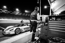 #5 Action Express Racing Corvette DP: Christian Fittipaldi, Felipe Nasr, Nelson A. Piquet, Joao Barb