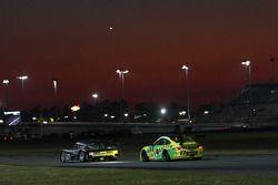 #27 BTE Sport Ford Riley: Emmanuel Anassis, Anthony Massari, Doug Peterson e #17 Burtin Racing com G