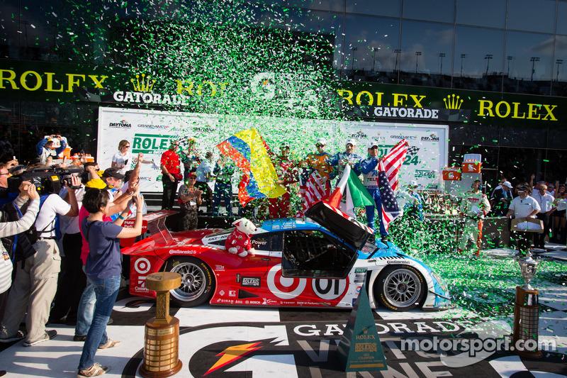 2013 - 24 Heures de Daytona (IMSA, Chip Ganassi Racing)