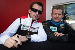 Romain Dumas e Emmanuel Collard