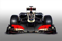 Der neue Lotus E21