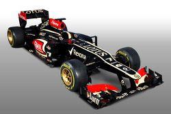El Equipo Lotus F1 Team E21 de 2013