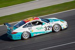#32 Konrad Motorsport/Orbit Porsche GT3: Michael Christensen, Christian Englehart, Nick Tandy, Lance