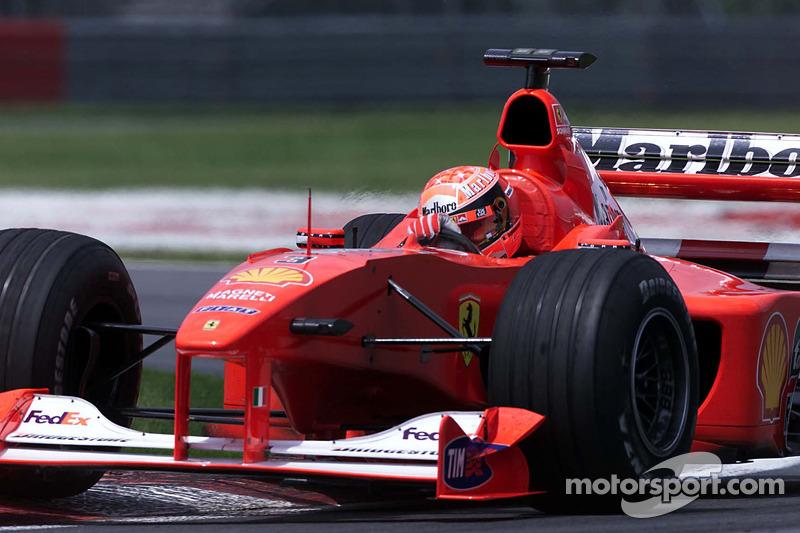 Гран При Канады 2000