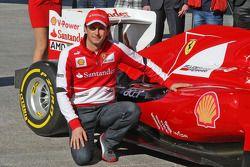 Pedro de la Rosa, Scuderia Ferrari Test Pilotu