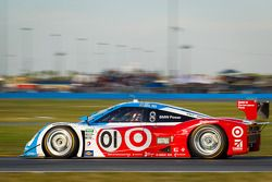 #01 Chip Ganassi Racing with Felix Sabates BMW Riley: Charlie Kimball, Juan Pablo Montoya, Scott Pru