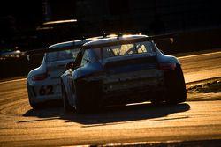 #19 Muehlner Motorsports America Porsche GT3: Mark Thomas, Kevin Roush, Ollie Hancock, Eliseo Salaza