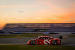 #77 Doran Racing Ford Riley: Jim Lowe, Paul Tracy, Jon Bennet, Colin Braun