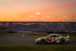 #22 Bullet Racing Porsche Cayman: James Clay, Darryl O'Young, Daniel Rogers, Seth Thomas, Karl Thoms