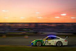 #21 Dener Motorsport Porsche GT3: Ricardo Mauricio, Rubens Barrichello, Tony Kanaan, Nono Figueiredo
