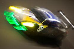 #20 Dener Motorsport Porsche GT3: Constantino Junior, Clemente Lunardi, Marcel Visconde, Nono Figuei