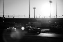#69 AIM Autosport Team FXDD com Ferrari Ferrari 458: Emil Assentato, Anthony Lazzaro, Nick Longhi, M