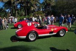 1957 Ferrari 500 TRC; 1964 Ferrari 250 LM