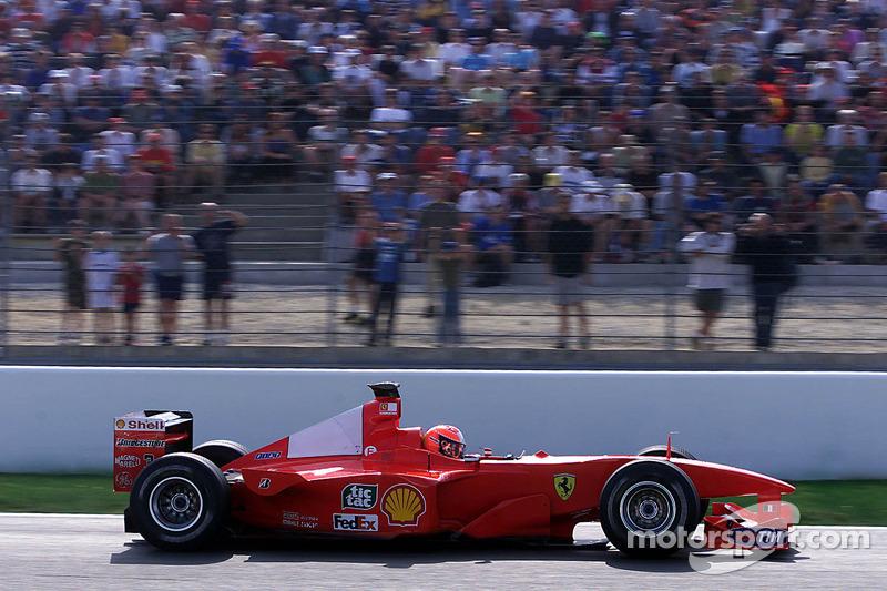 27. Francia 2000, Ferrari F1-2000