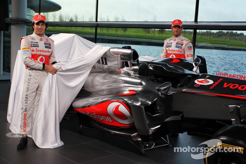 2012-2013: Sergio Perez van Sauber naar McLaren