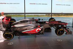 yeni McLaren MP4-28 is unveiled