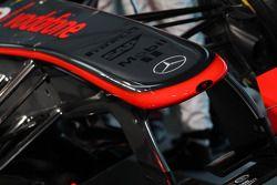 McLaren MP4-28 nosecone