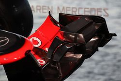 McLaren MP4-28 ön kanat
