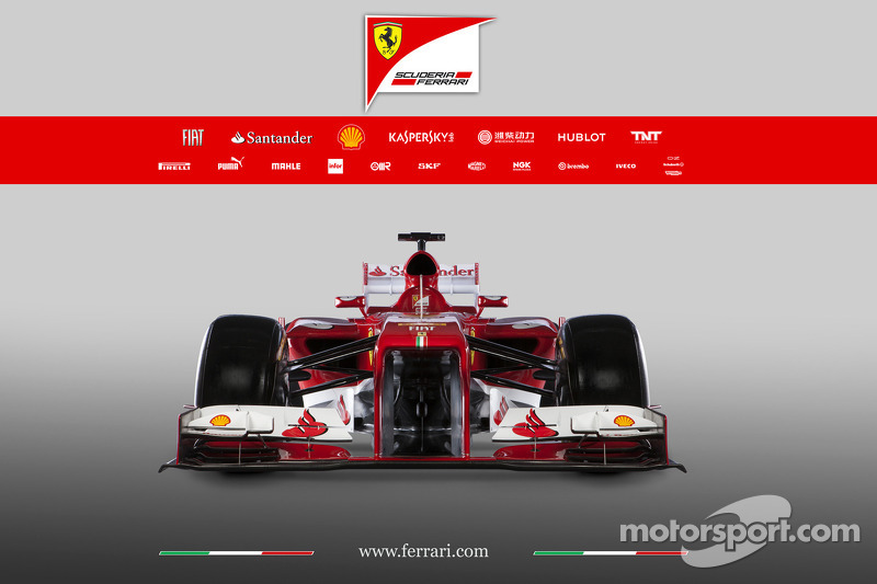 Der neue Ferrari F138