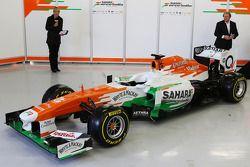 La Sahara Force India F1 VJM06