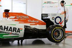 Презентация Sahara Force India VJM06, Презентация.