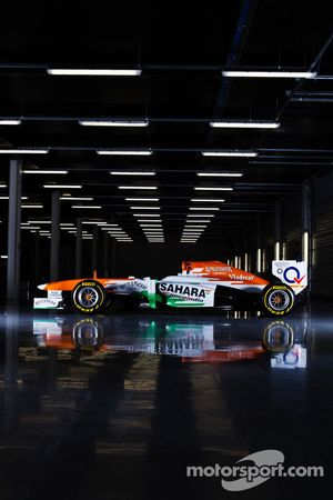 Der neue Sahara Force India VJM06
