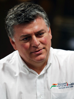 Otmar Szafnauer, Sahara Force India F1 Chief Operating Officer