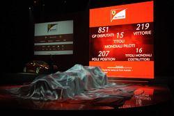 Presentazione Ferrari F138