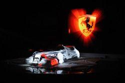 Presentación del Ferrari F138