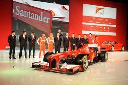 De Ferrari F138 wordt onthuld
