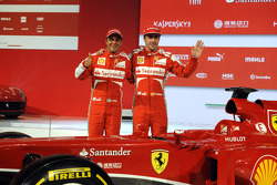 Felipe Massa und Fernando Alonso, Scuderia Ferrari