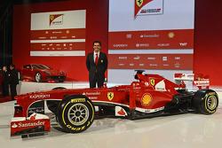 Pedro de la Rosa, Scuderia Ferrari, Testfahrer