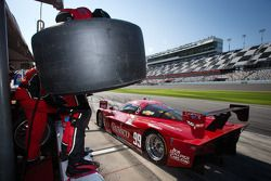 P#99 GAINSCO/Bob Stallings Racing Corvette DP: Jon Fogarty, Alex Gurney, Memo Gidley, Darren Law